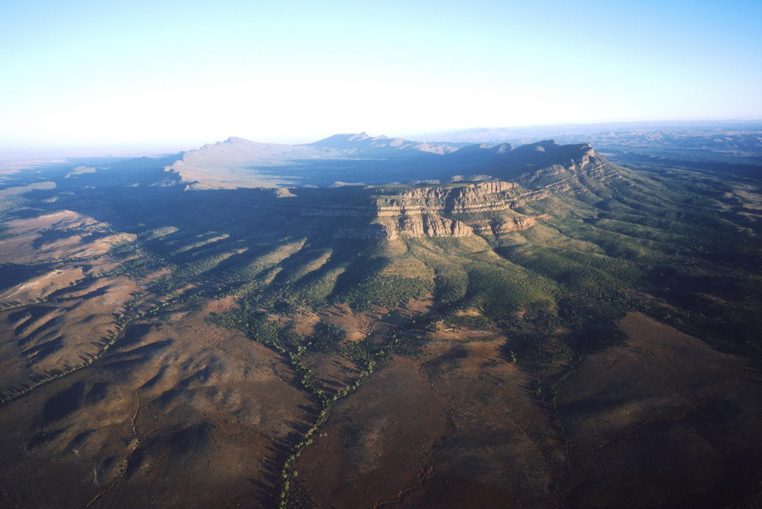 Flinders Ranges-sa gov