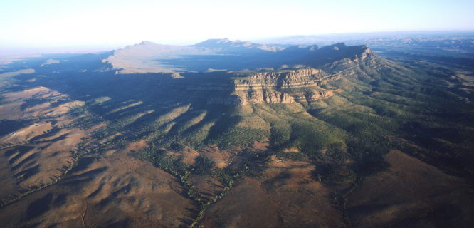 Flinders Ranges-sa gov